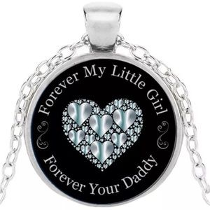 Jewelry - Father Daughter Necklace (S22)